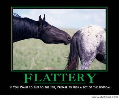 Flattery
