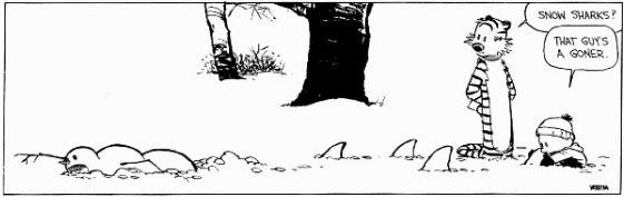 Calvin and Snowmen5