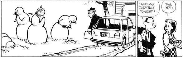 Calvin and Snowmen8