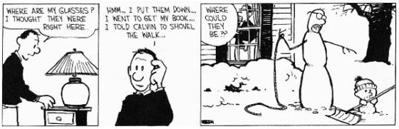 Calvin and Snowmen14